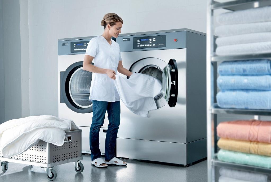 поломка прачечных стиральных машин